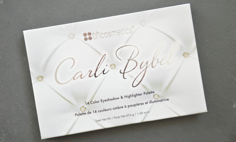 bhcosmetics Carli Bybel Eyeshadow & Highlighter Palette