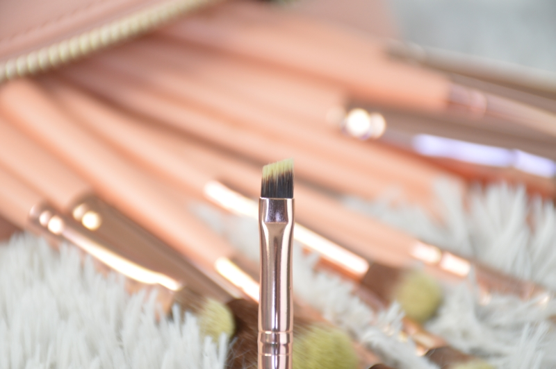 bhcosmetics bh Chic Pinselset rosegold Pinsel 11