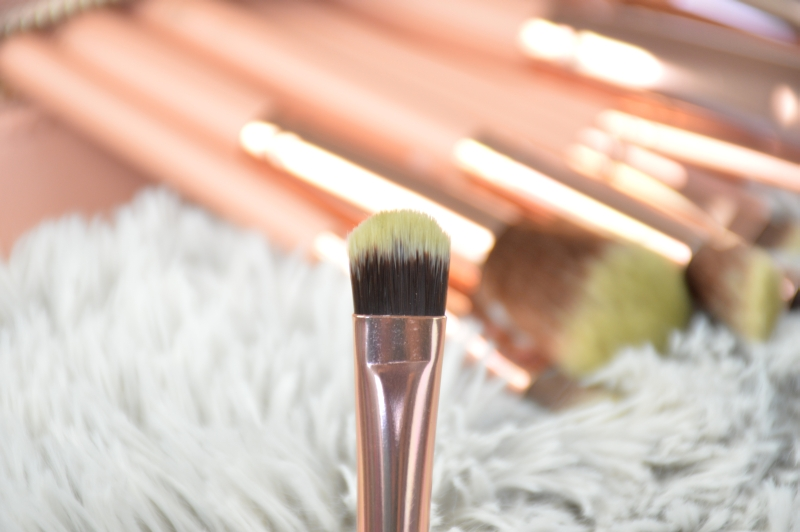 bhcosmetics bh Chic Pinselset rosegold Pinsel 5