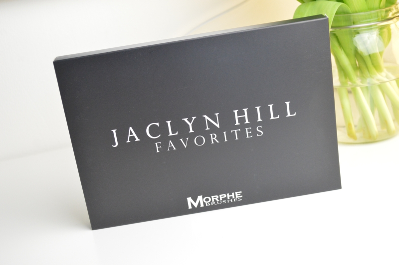 Morphe Brushes Blogparade Jaclyn Hill Palette