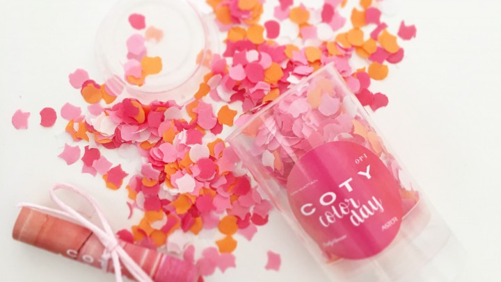 Bloggerevent: Coty Colour Day in München mit OPI, Manhattan, Astor und Sally Hansen