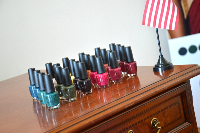 Coty Colour Day OPI