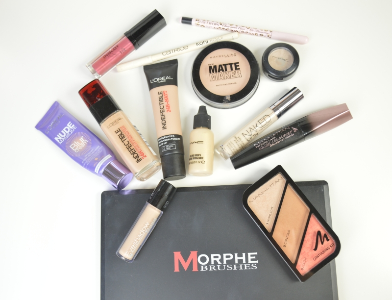 Tragebilder Manhattan Contouring Kit Summer in Barbados Beautyblog POTD