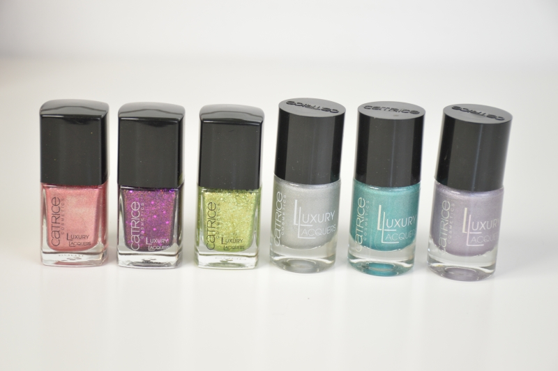 Blogsale Mikalicious Catrice Nagellack Luxury Lacquers