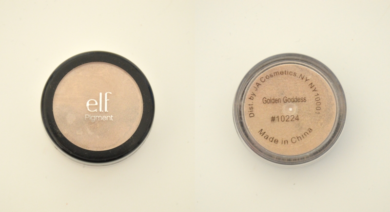 Blogsale Mikalicious Elf Pigment Golden Goddess