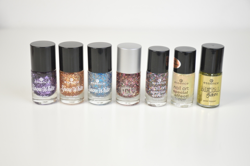 Blogsale Mikalicious Essence Top Coats