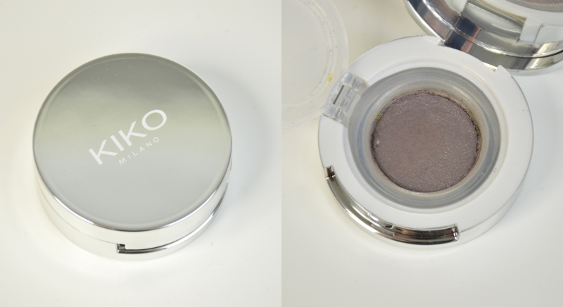 Blogsale Mikalicious KIKO Cool Touch Eyeshadow in Ingenious Taupe aus der Generation Next LE Lidschatten