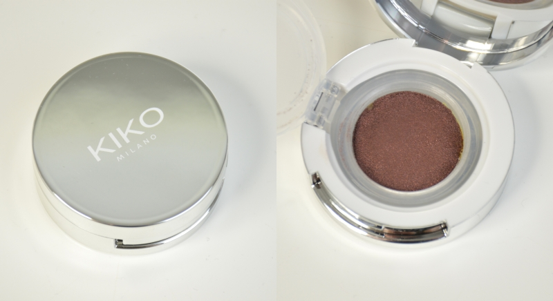 Blogsale Mikalicious KIKO Cool Touch Eyeshadow in Modern Burgundy aus der Generation Next LE