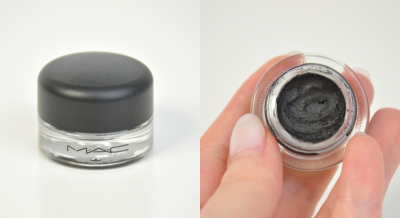 Blogsale Mikalicious MAC Fluidline Blacktrack