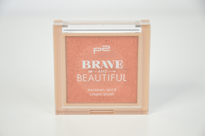 Blogsale Mikalicious P2 Cream Blush in Wild Rose aus der Brave and Beautiful LE