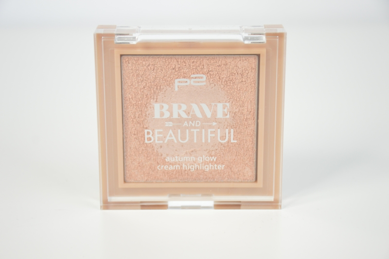 Blogsale Mikalicious P2 Cream Highlighter in Brilliant aus der Brave and Beautiful LE