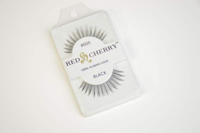 Blogsale Mikalicious Red Cherry #505 Wimpern