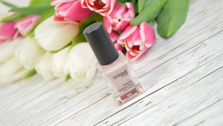 Aufgepinselt: Trend It Up Pastel Perfection Nagellack Nr. 030
