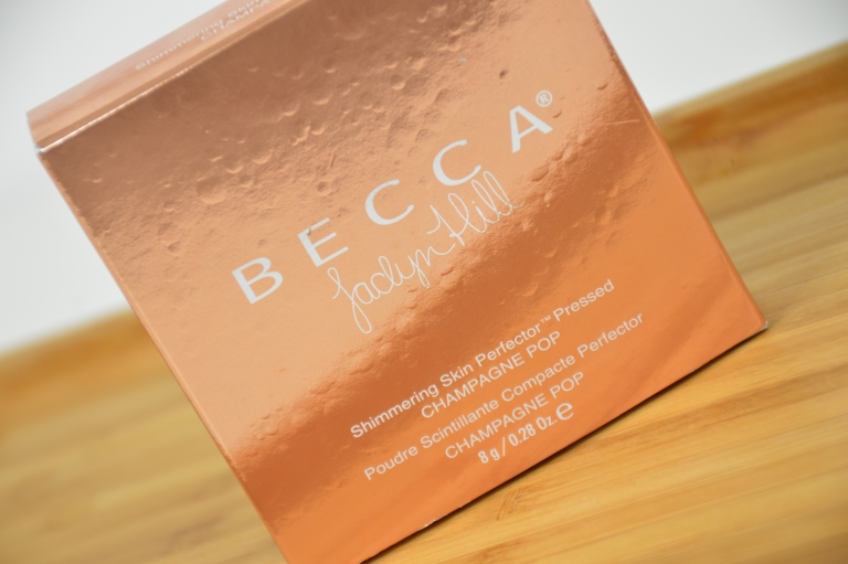BECCA Highlighter Champagne Pop by Jaclyn Hill