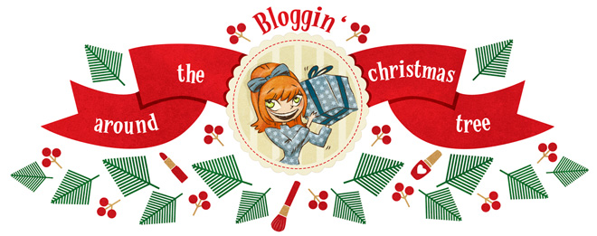 Ankündigung Bloggin' around the christmas tree