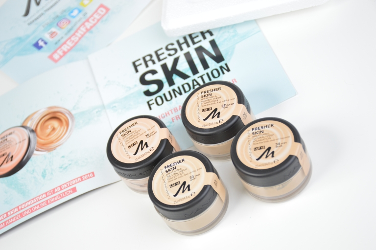 Review: Manhattan Fresher Skin Foundation
