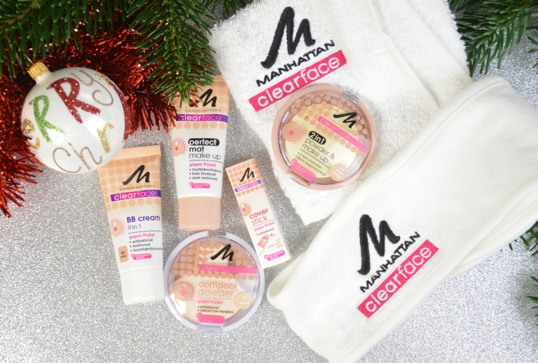 Mikalicious Christmas – Türchen 21 mit Manhattan Clearface