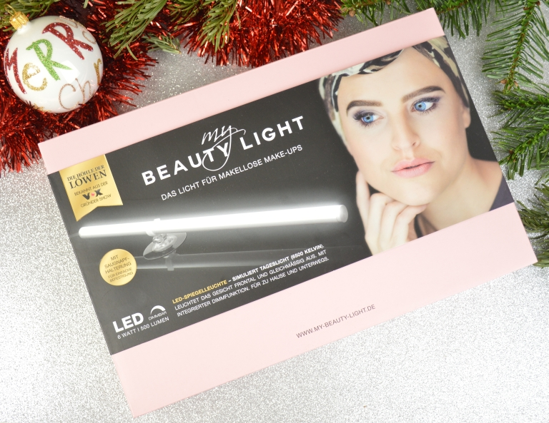 Mikalicious Christmas – Türchen 24 mit My Beauty Light