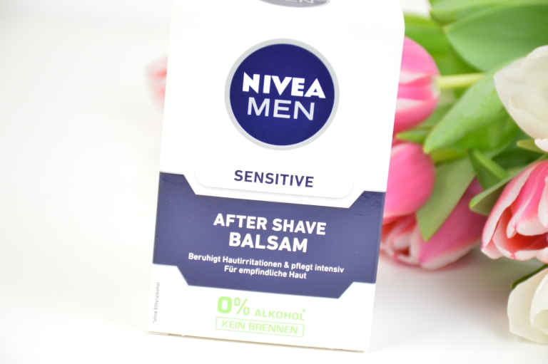 Nivea Men Sensitive After Shave Balsam als Primer?