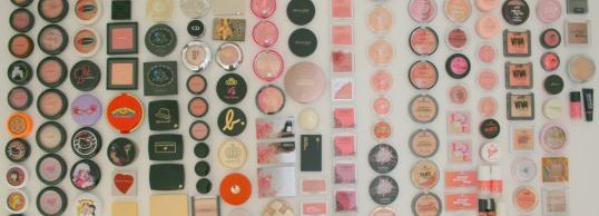 Meine Sammlung … Blush, Bronzer, Highlighter … ohohoh