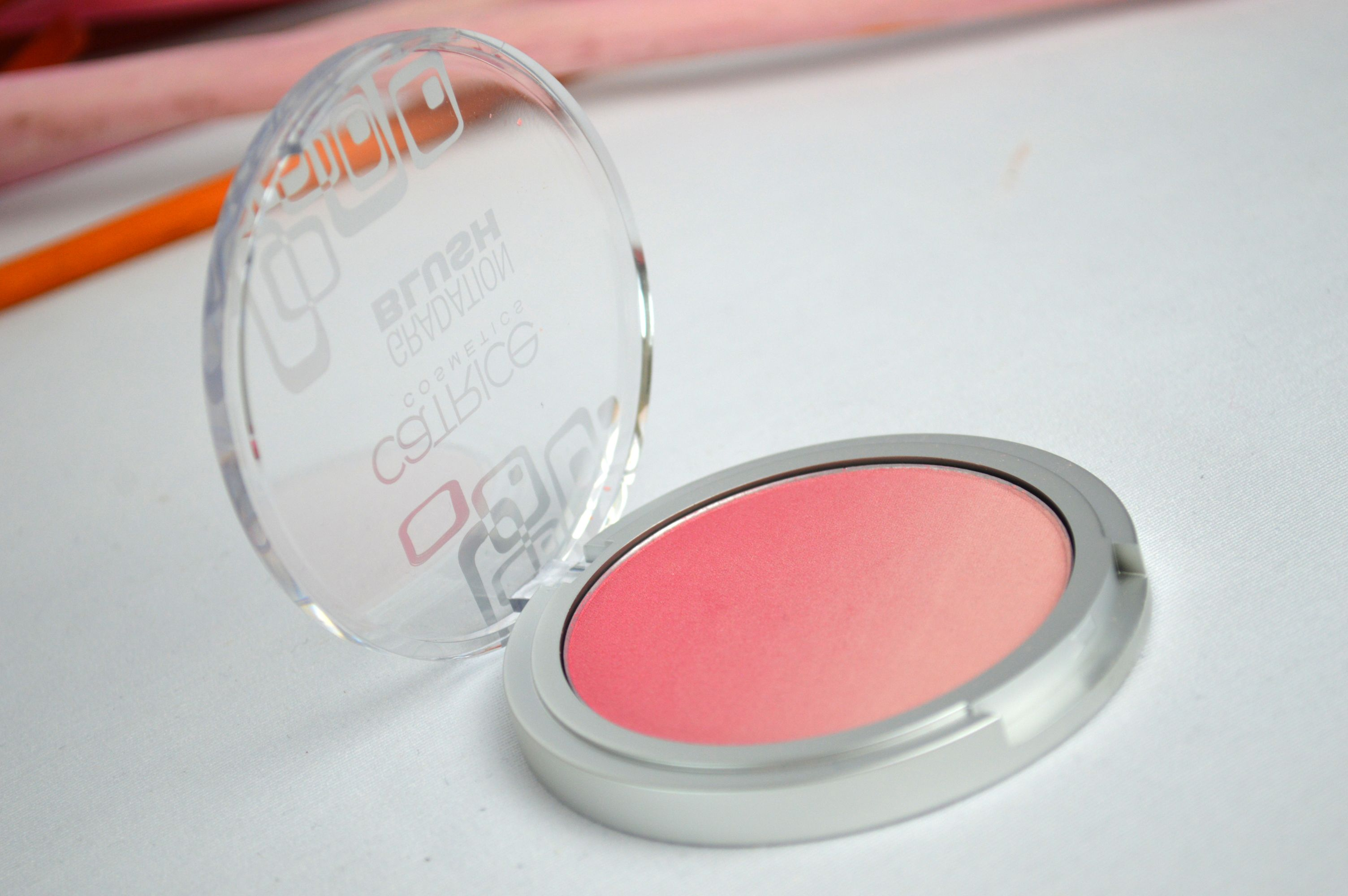 Catrice Gradation Blush Waterloo Sunrise aus der Crème Fresh LE