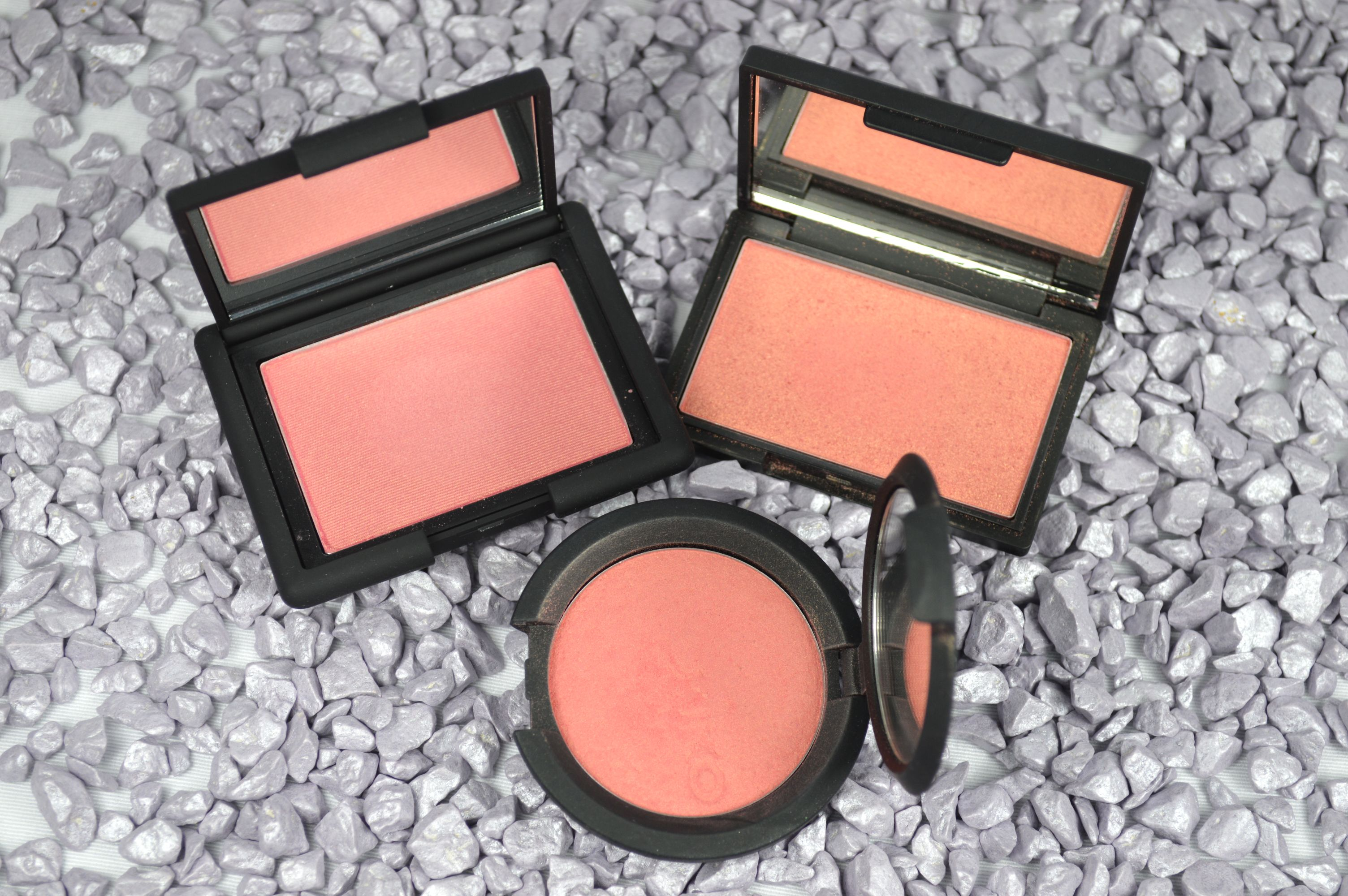 Dupe Nars Orgasm Sleek Rose Gold Kiko 103
