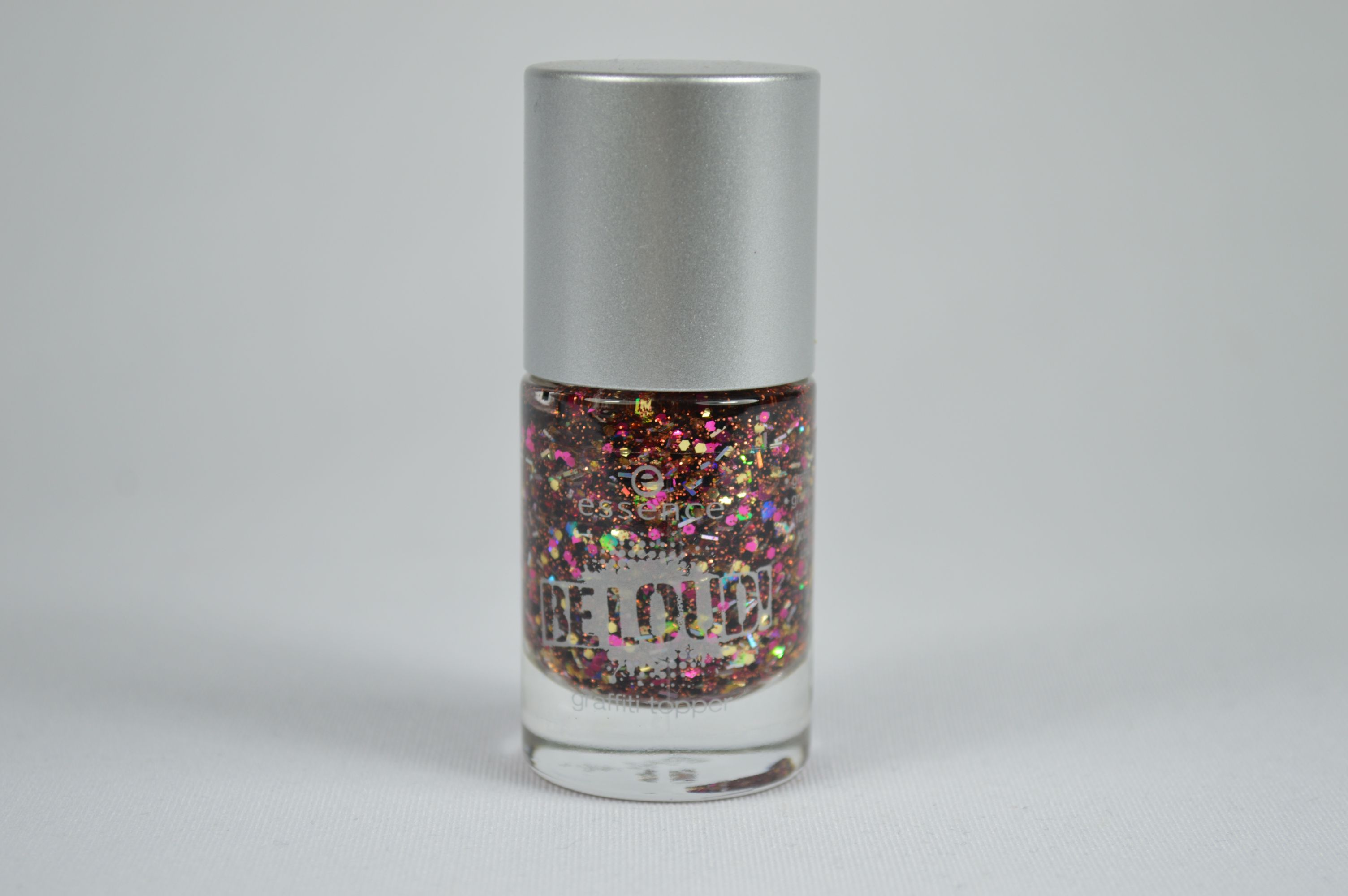 Aufgepinselt: Essence Be Loud Top Coat