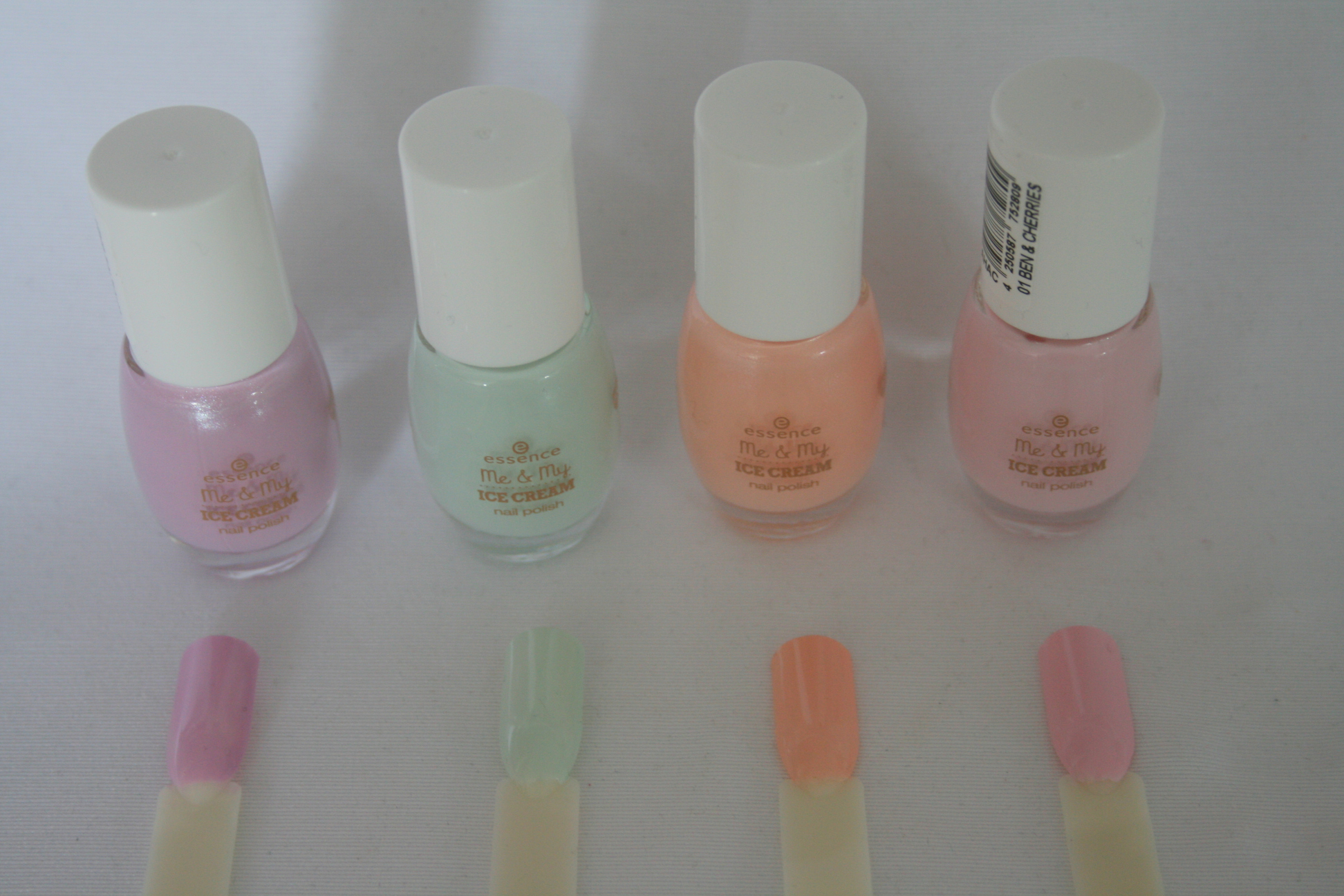 Essence me and my icecream nagellack nailpolish