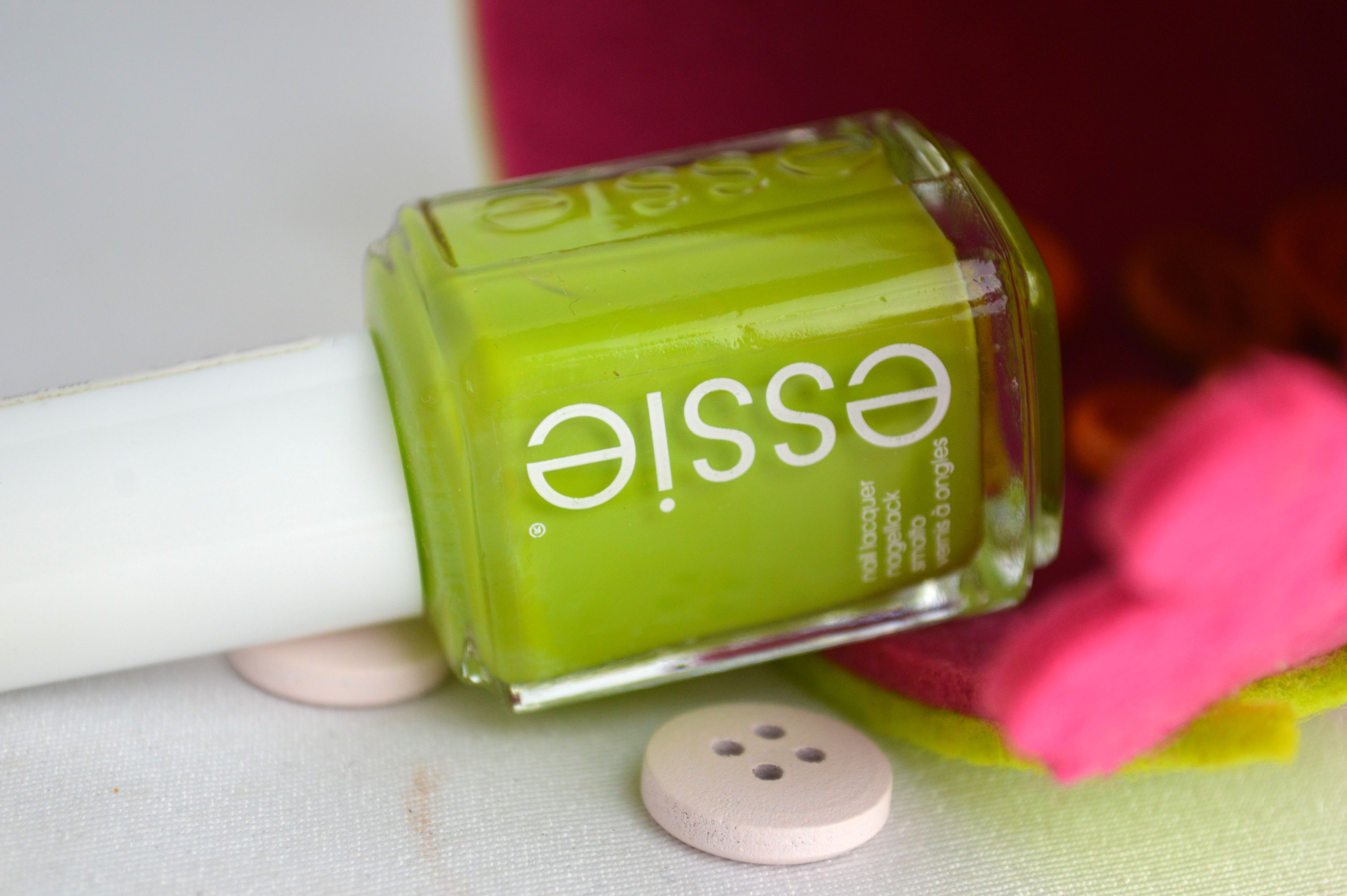 Aufgepinselt: Essie The More The Merrier