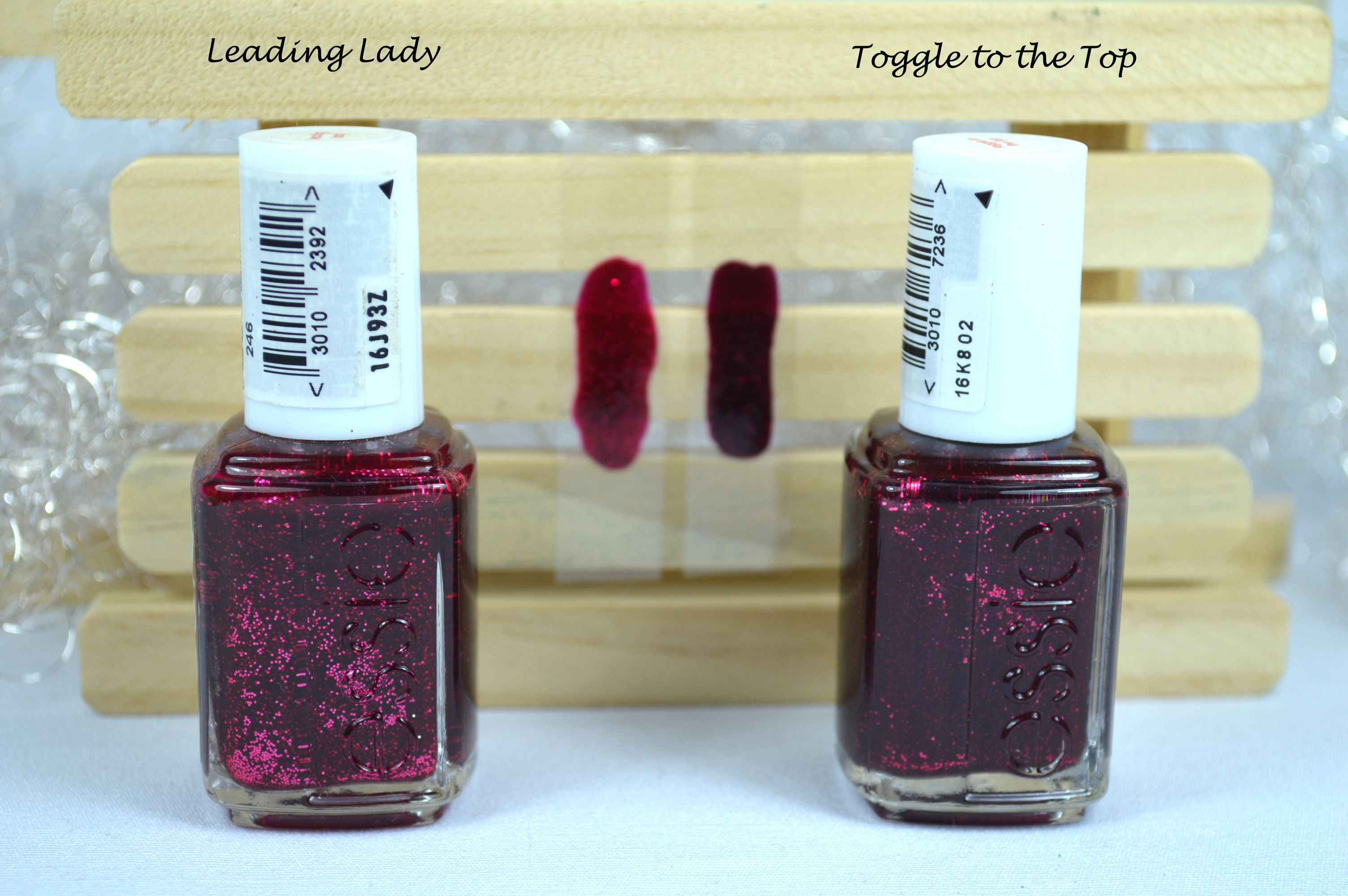 Essie Toggle to the Top Dupe Nagellack