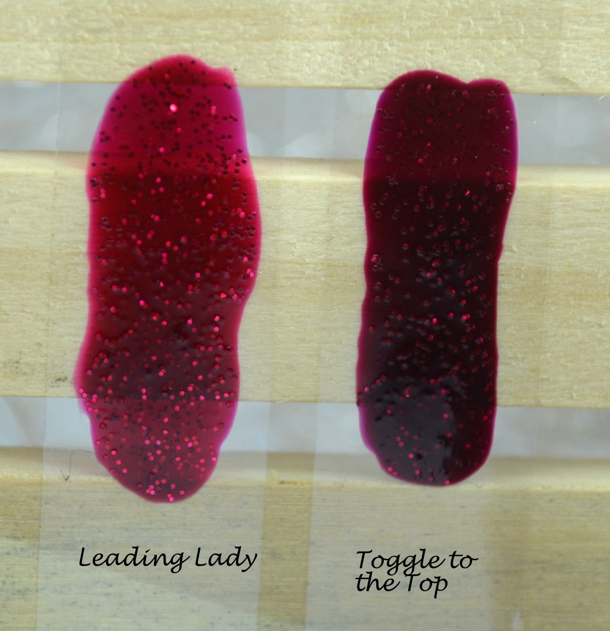 Essie Toggle to the Top Leading Lady Dupe
