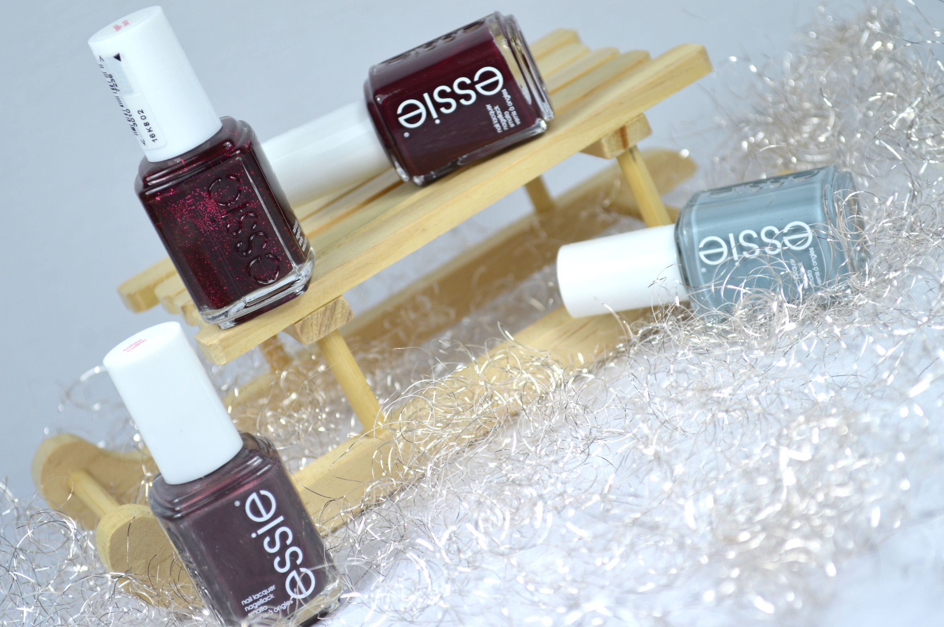 Essie Winter Collection 2013 Limited Edition
