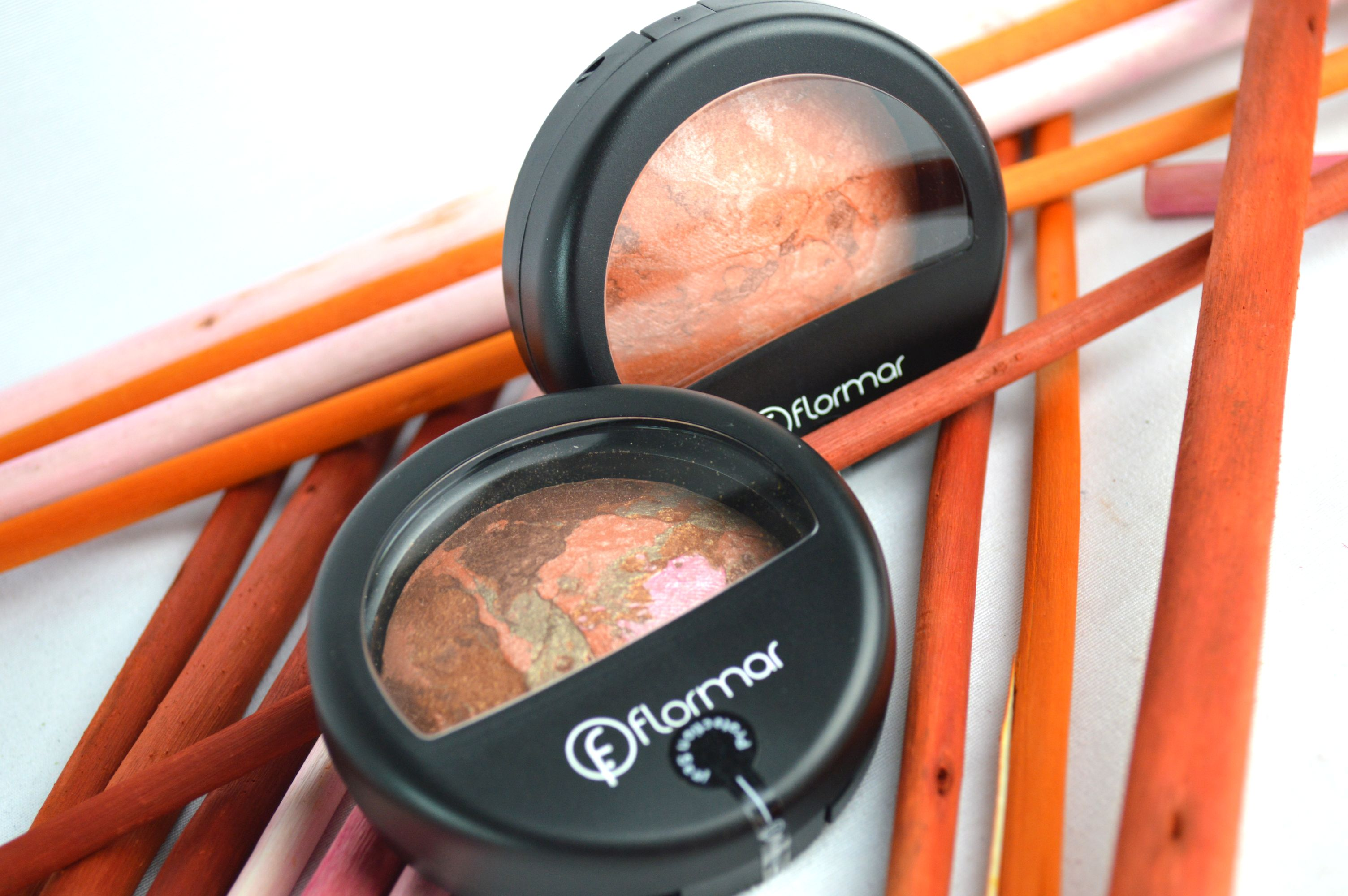 Flormar Blush und Powder