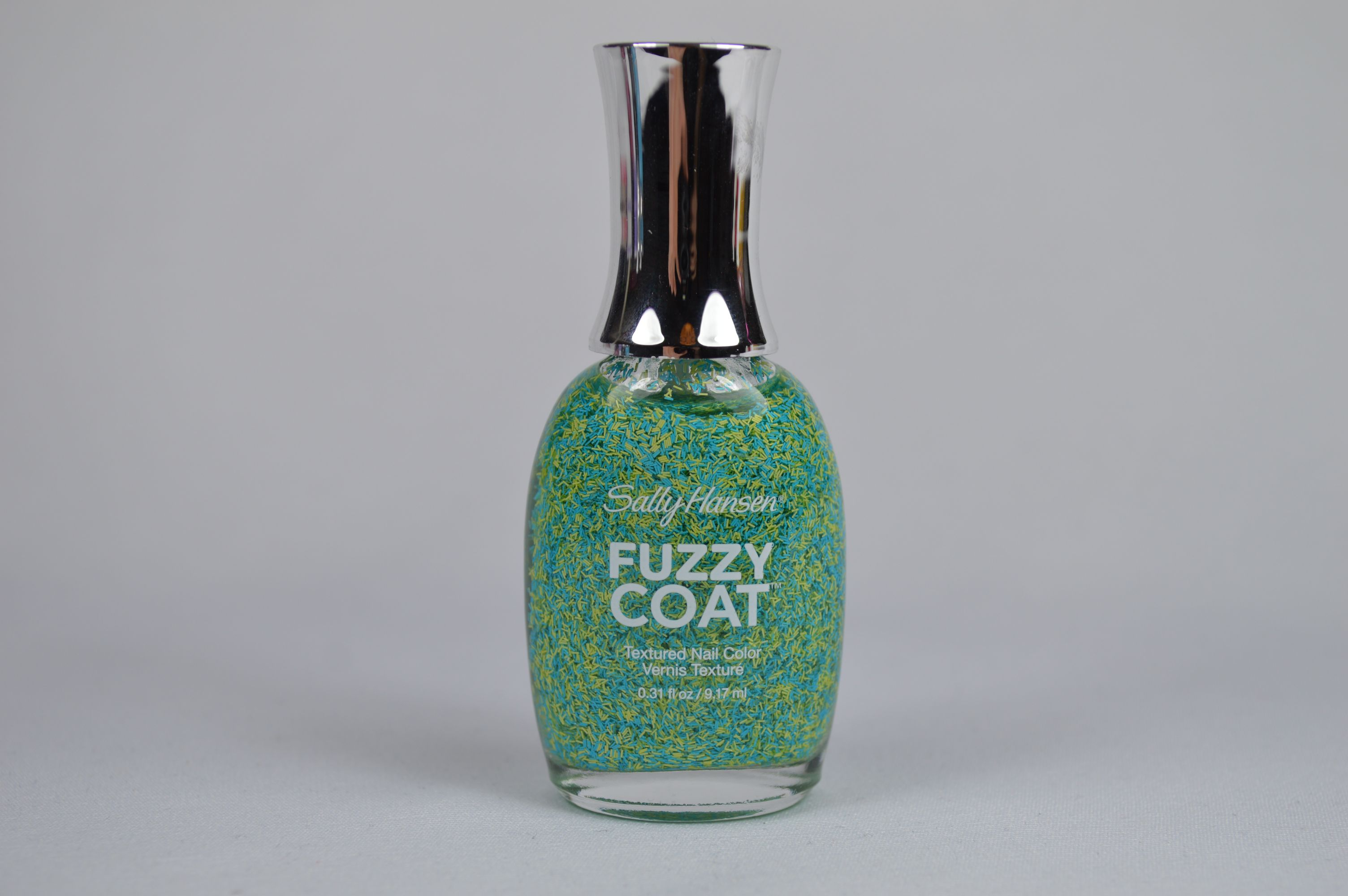 Fuzz-Sea Sally Hansen Fuzzy Coat
