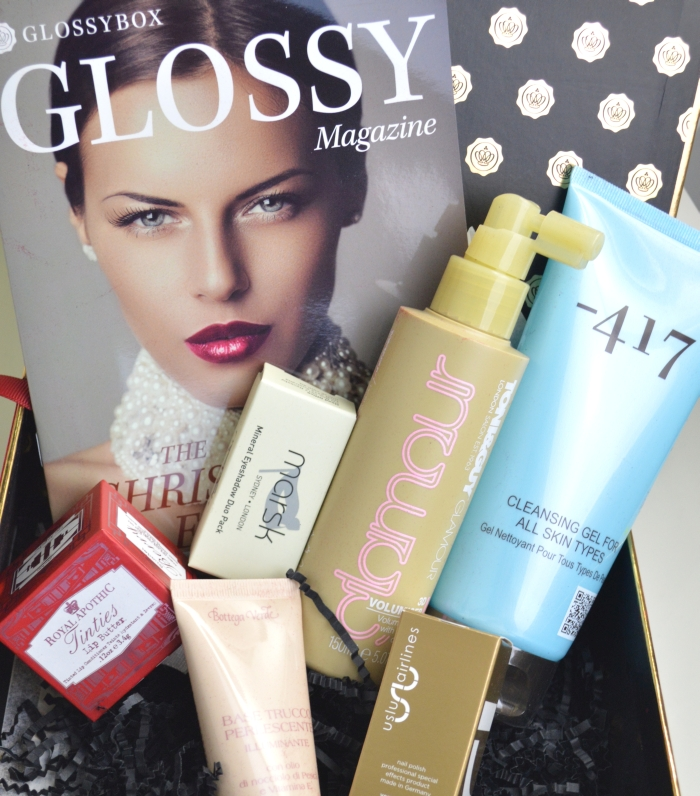 Special Edition: Glossybox Christmas Edition
