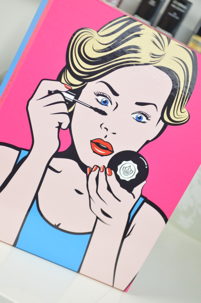Glossybox_Pop_Art_Edition_Review