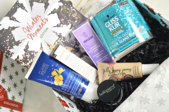 Glossybox Winter Moments Edition