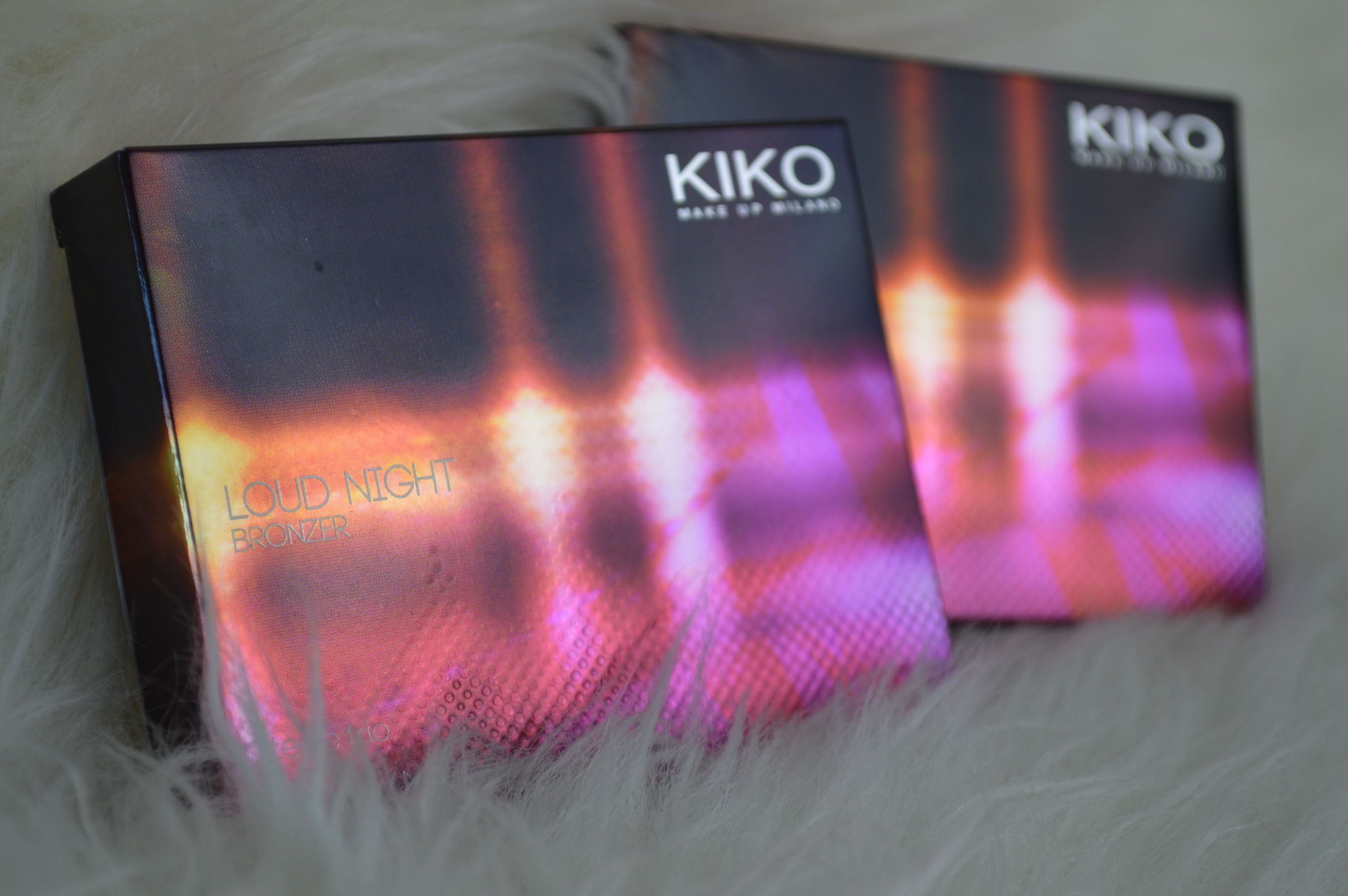 Kiko Loud Night Bronzer