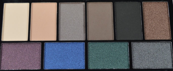 Lidschatten_MUA_Smokin_Palette_Review