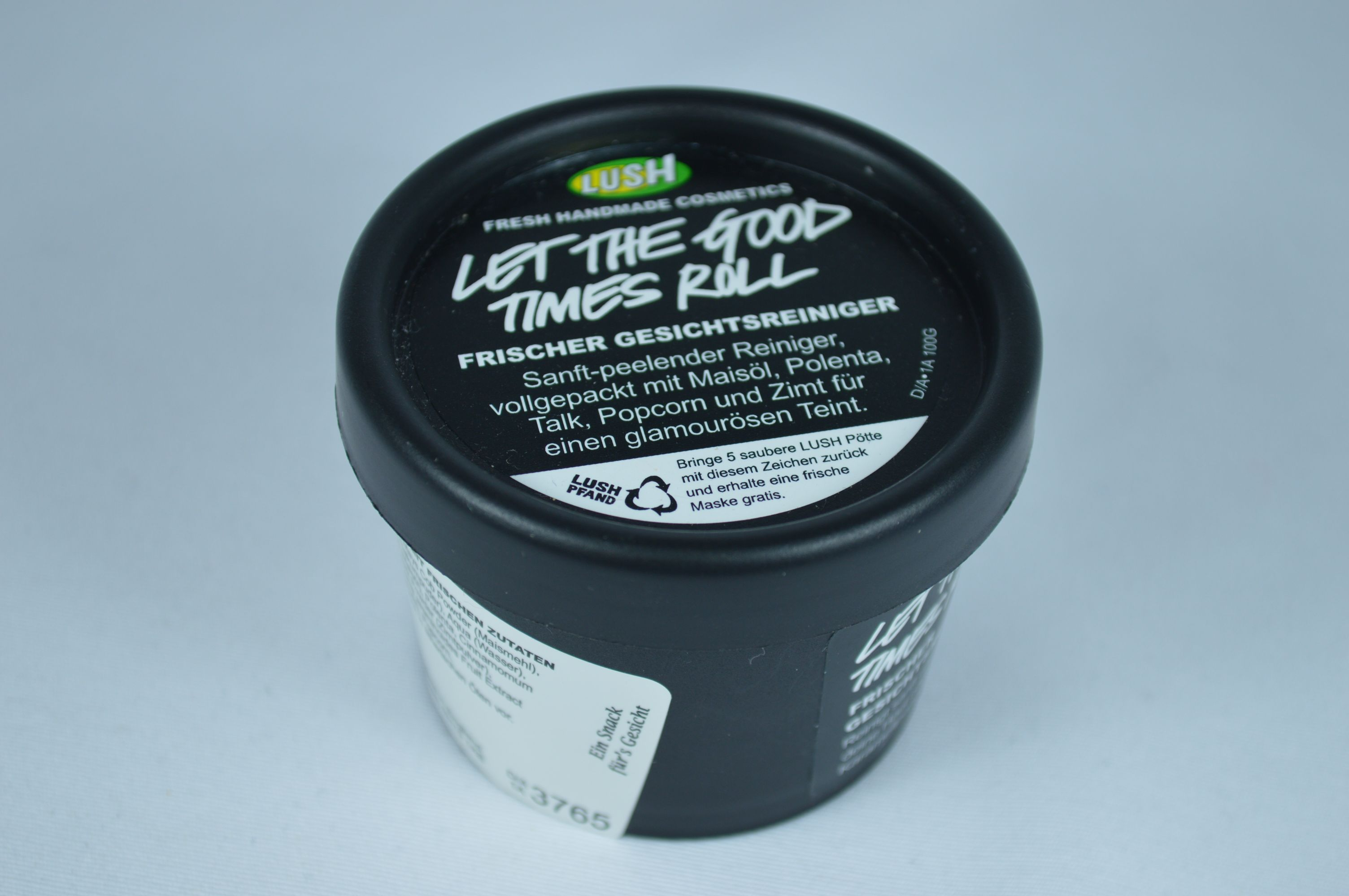 Lush Let the Good Times Roll