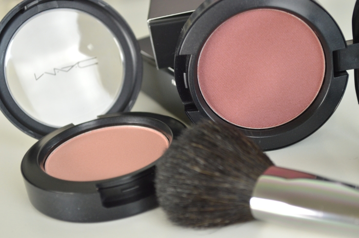 MAC Blushes aus der A Novel Romance LE – Review + Swatches + Tragebilder