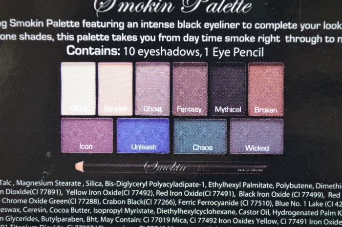 MUA_Smokin_Palette_Lidschatten_Review