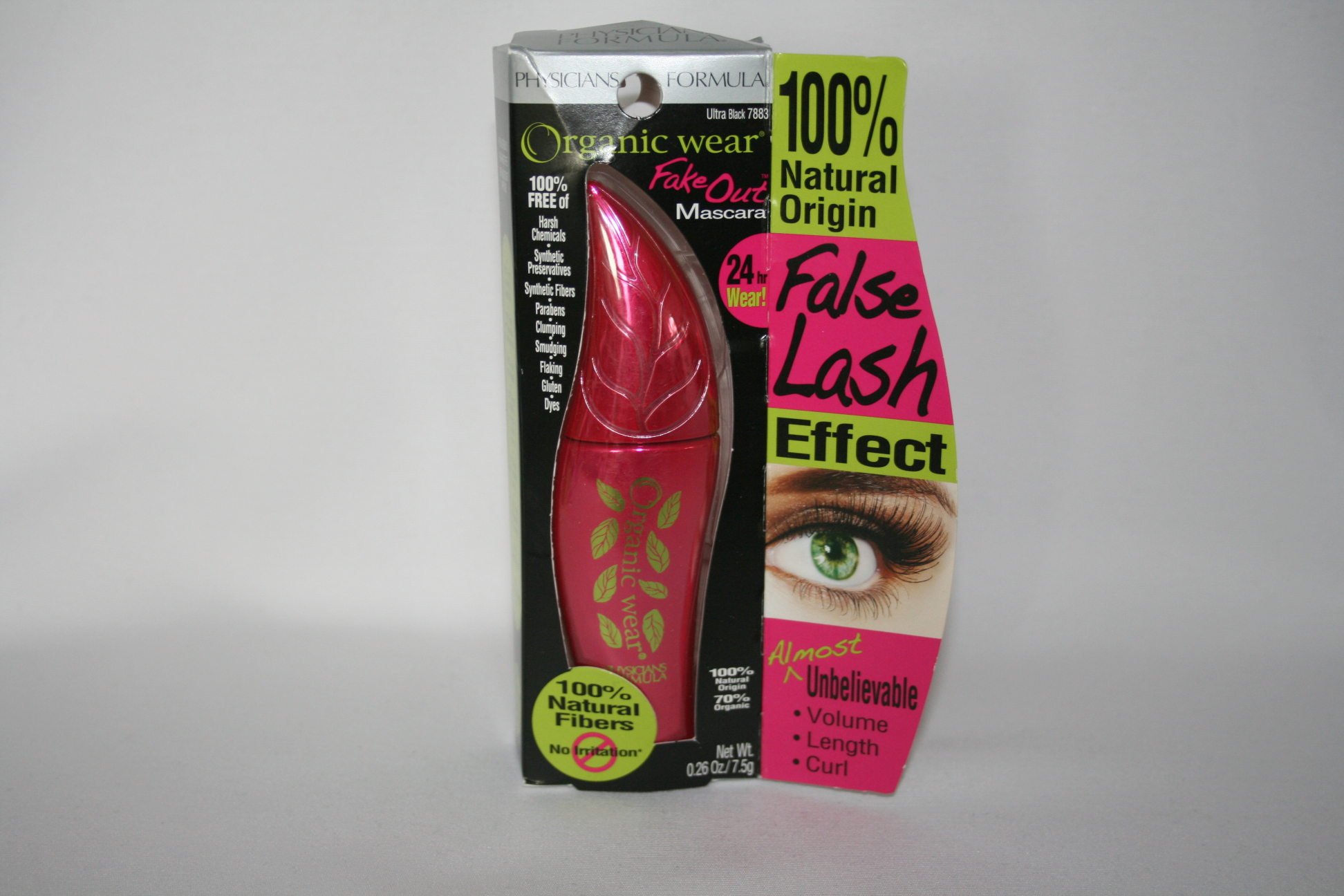 Mascara Physicans Formula