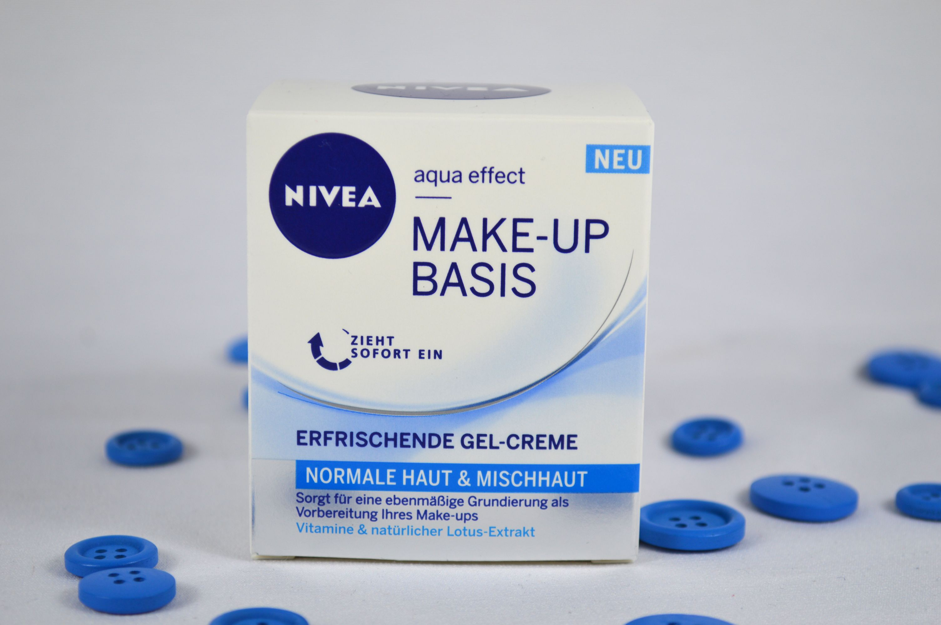 Nivea Make-up Basis 1