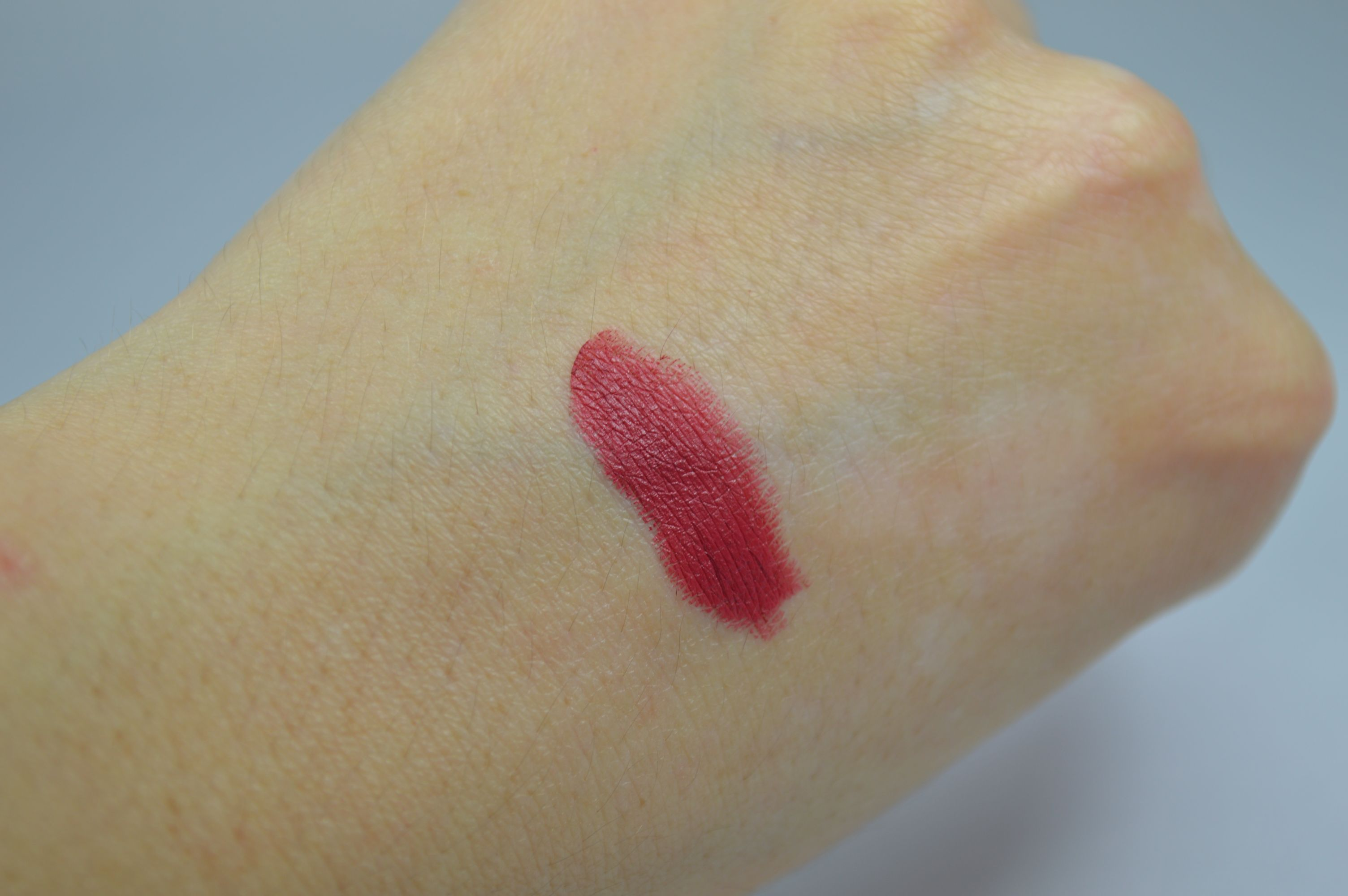 P2 Rose Passion Swatch