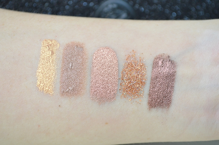 Pigmente_MAC_Objects_of_Affection_beauty_Swatches