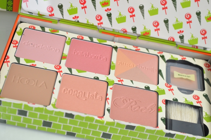 Benefit Cheeky Sweet Spot Box O'Blushes