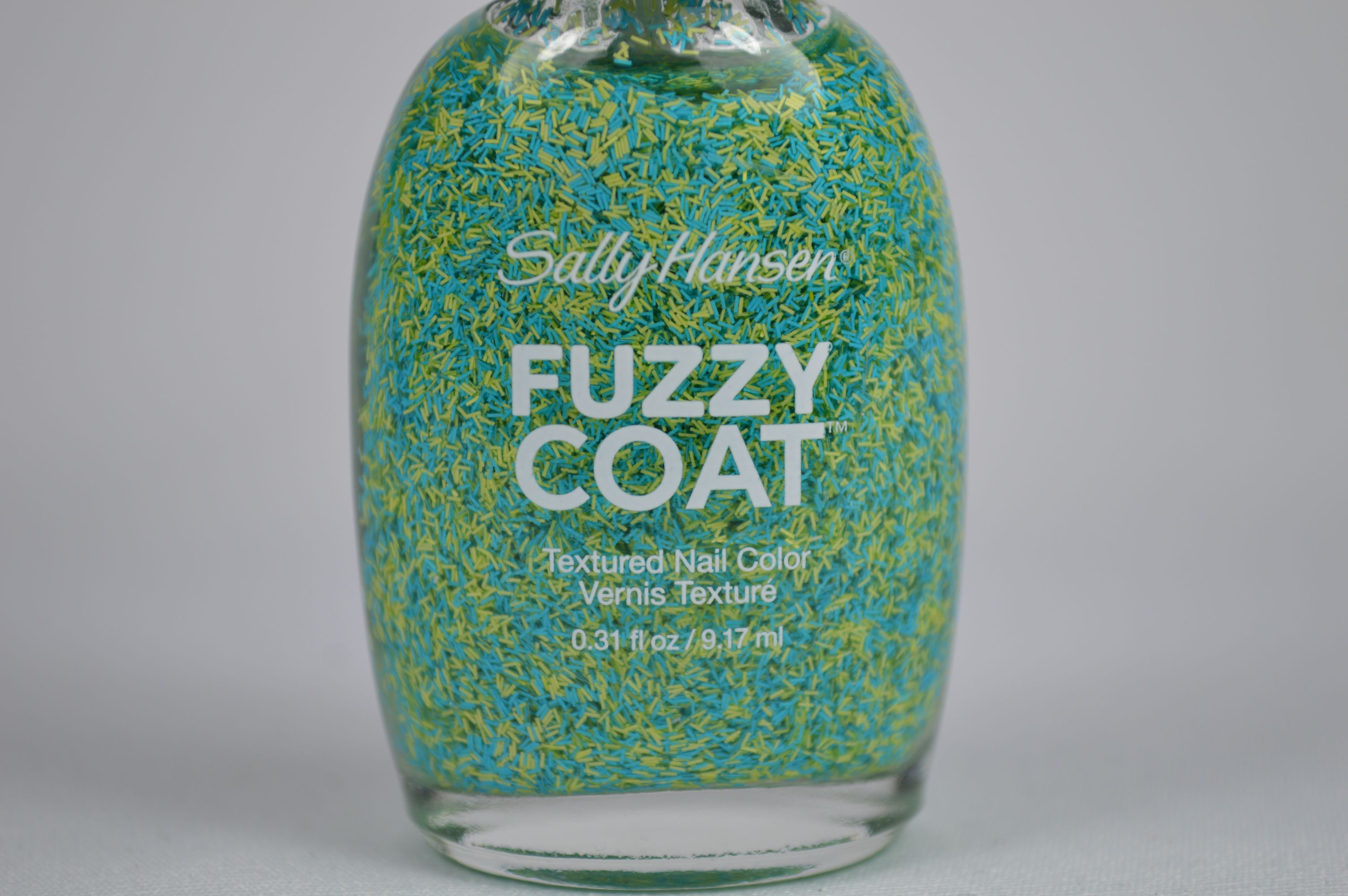 Sally Hansen Fuzzy Coat Fuzz-Sea