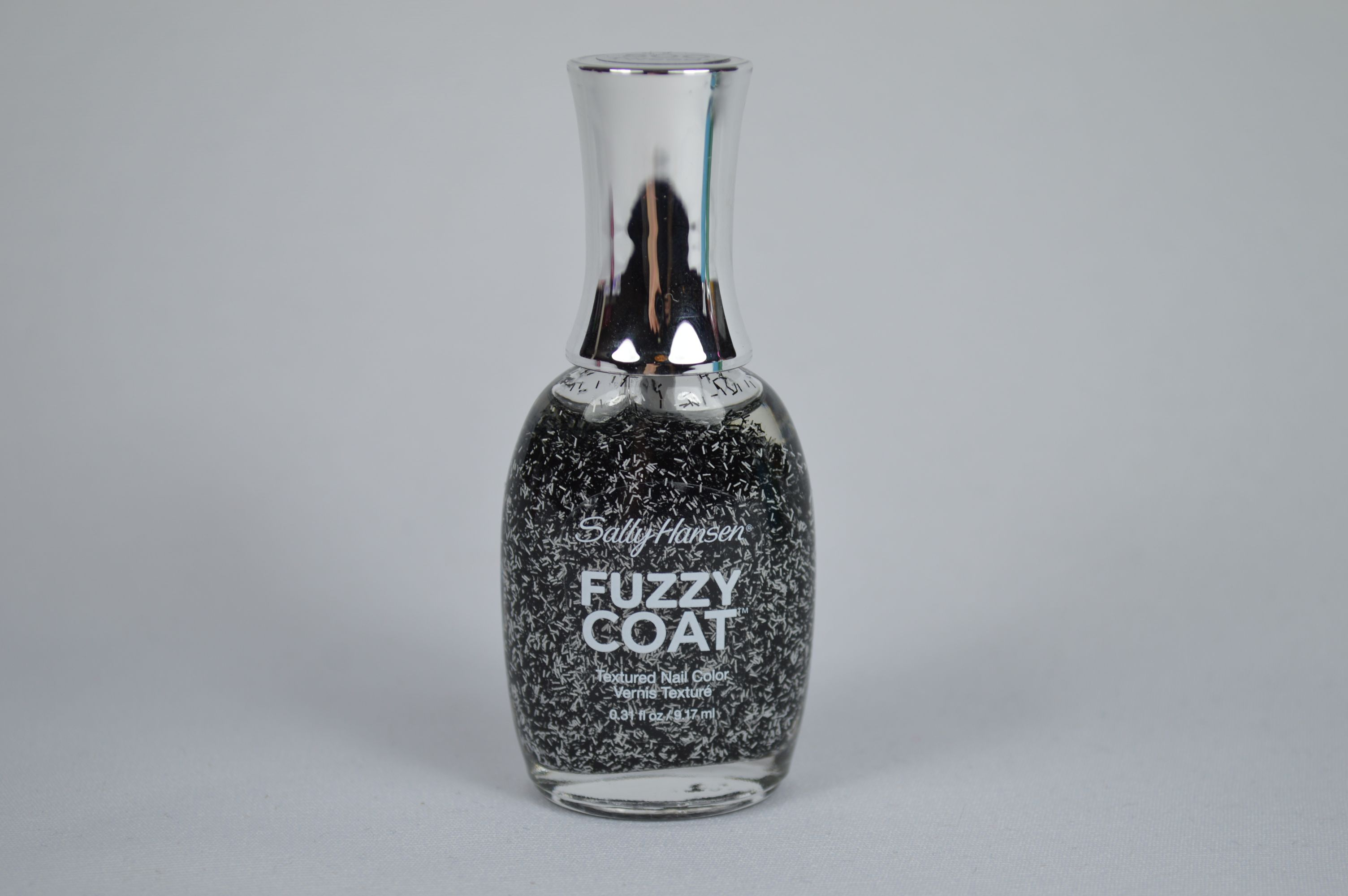 Sally Hansen Fuzzy Coat Tweedy