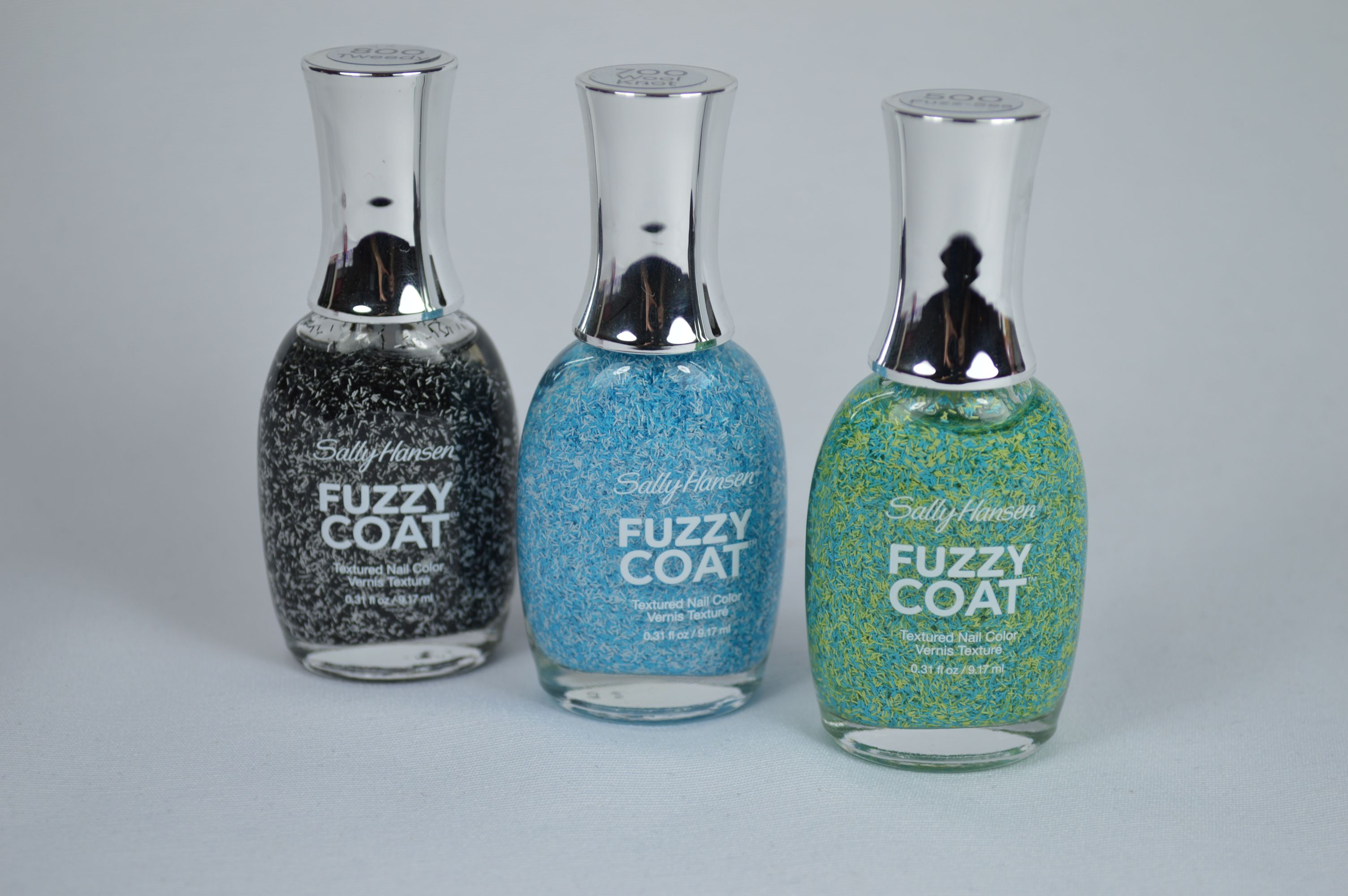 Sally Hansen Fuzzy Coats